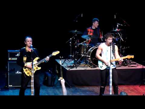 New Generation Bay City Rollers with Woody Wood 9/23/18