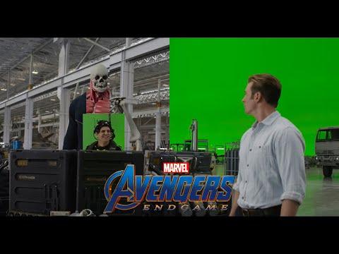 Avengers: Endgame | VFX Breakdown By Framestore