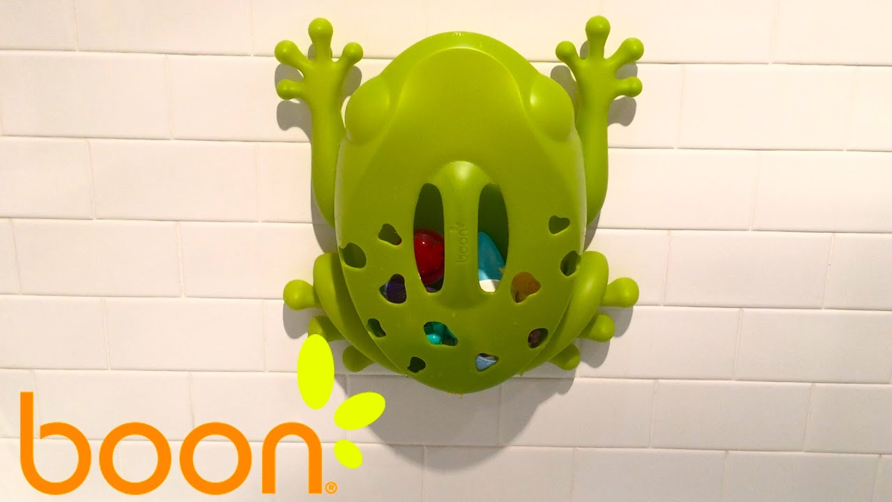 Frog Pod from Boon - YouTube