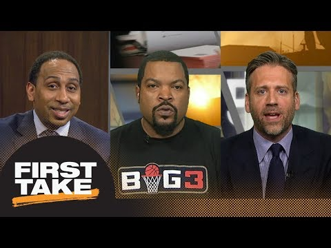 Stephen A., Max and Ice Cube debate NBA Rookie of the Year | First Take | ESPN