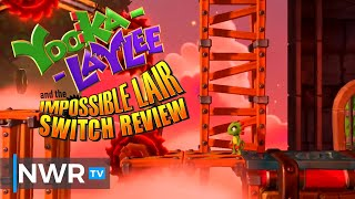 Yooka-Laylee and the Impossible Lair (Switch) Review (Video Game Video Review)