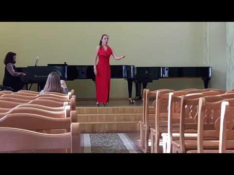 Г.Ф.Гендель-Арія Фульвіі з опери Єций