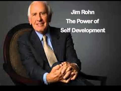 Jim Rohn the Motivational Speaker | Personal Development is the Key to Success