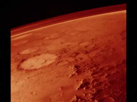mars and planet venus atmosphere - photo #5