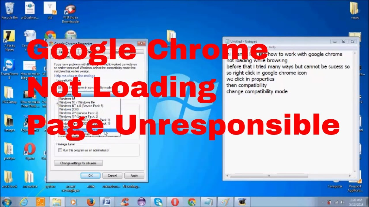 how to stop a loading page chrome