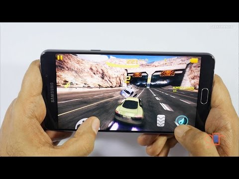 Samsung Galaxy A9 Pro Phablet Gaming Review