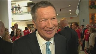 John Kasich's Post Announcement Speech Break Down