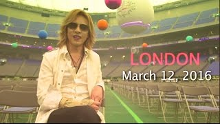 Click Here To SUBSCRIBE http://bit.ly/YoshikiYT http://www.xjapan.c...