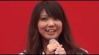 2010/08/01 大須夏まつり OS☆U 1期生 公開オーディション ぴーとも @p_...