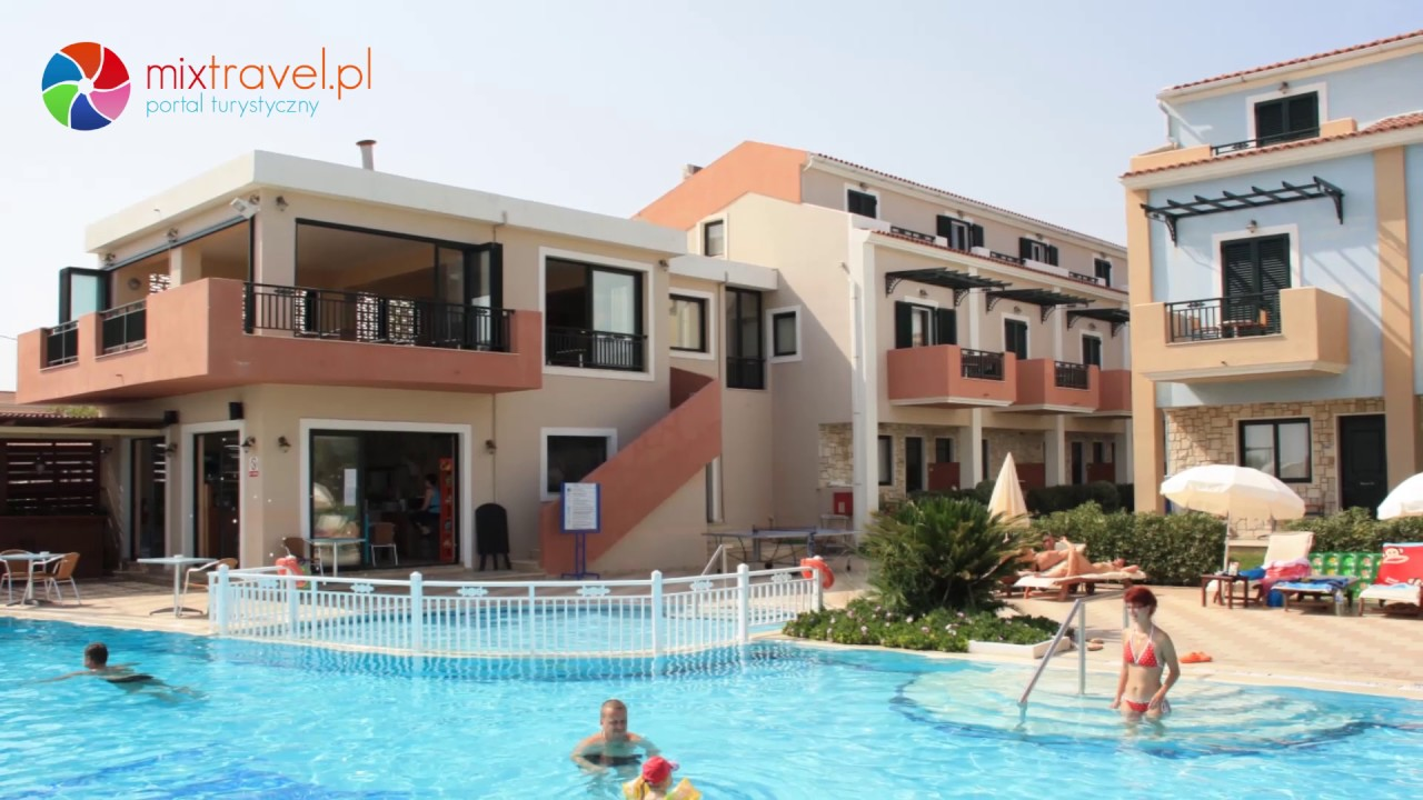 Mediterranean Beach Resort Hotel - Laganas - Zakynthos ...