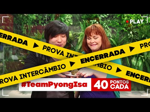 #EntubadosNoSony - Prova Intercâmbio - #TeamPyongIsa