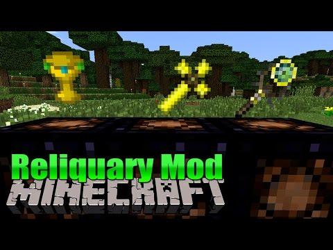 Xeno's Reliquary Mod - Minecraft Mod Review