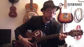 Walk on the wild side (Lou Reed) - Cours de guitare + TABS