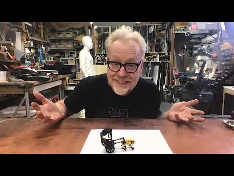 """Star Wars Prop I'm Most Proud Of""  (Sept. 14, 2020, Q&A Part 2)"