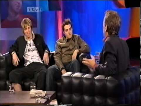 Busted's Matt Willis and James Bourne - Frank Skinner interview