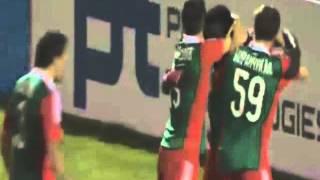 Кубань 1:1 Локомотив - Байе Умар Ниассе (второй гол) 21.05.2015