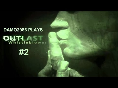 Let's Play Outlast: Whistleblower - Part 2