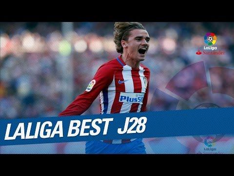 LaLiga Best J28