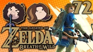 Breath of the Wild: Snapchat Bafoonery - PART 72 - Game Grumps