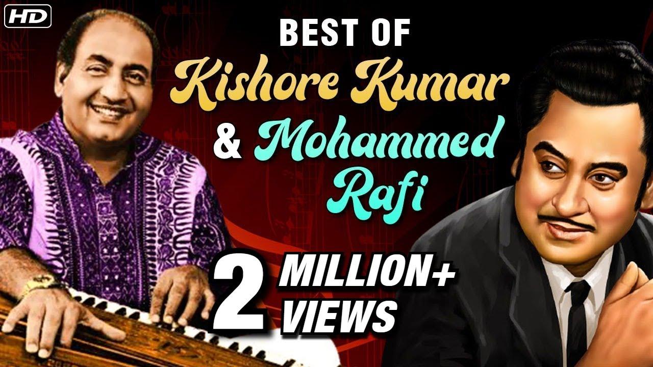 Best Of Kishore Kumar & Mohammed Rafi   Kishore & Rafi Hits   Ek Chatur Naar   Evergreen Hindi Songs