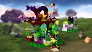 Lego® Elves- Farran And The Crystal Hollow 41076