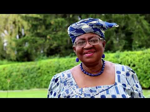 Nigeria's Okonjo-Iweala makes history as head of WTO
