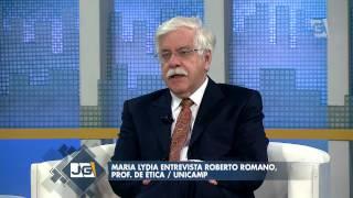 Maria Lydia Flandoli  Maria Lydia entrevista Roberto Romano, prof. de Ética/Unicamp