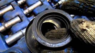 видео Почему вода в салоне НИВА ВАЗ. Причины, способы устранения. Дренаж лобового стекла НИВЫ 2часть