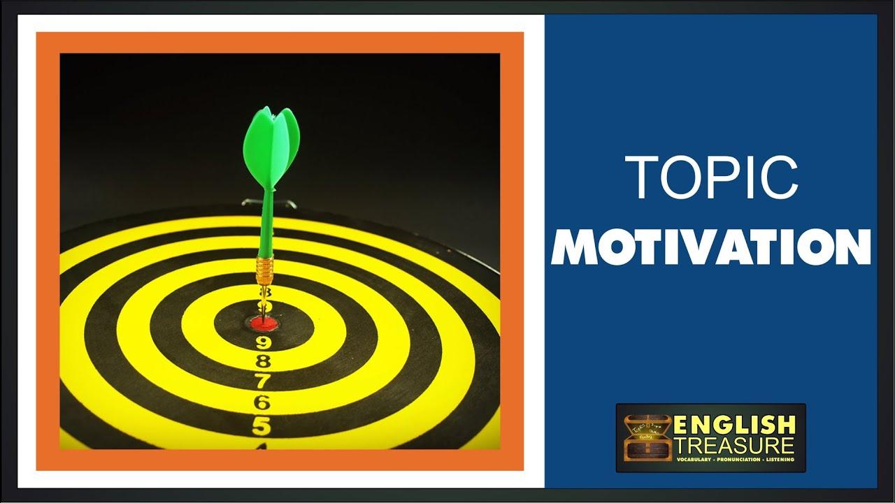 Motivation: English Treasure – Vocabulary, Listening, Pronunciation