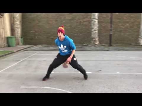 Tricky - Skola Basketa - Behind the Back Dribble