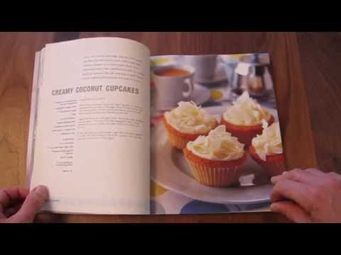 Let's Look Inside CUPCAKE HEAVEN Cookbook Photos Decorating Ideas