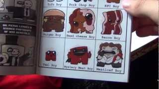 (Unboxing Deballage) Super Meat Boy Ultra Rare Edition
