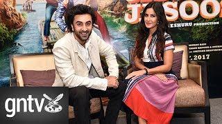 Katrina Kaif and Ranbir Kapoor in the friend zone?