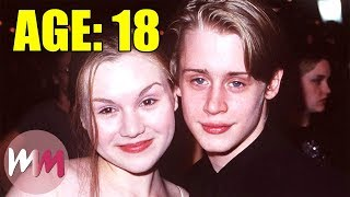 Top 10 Celebrities Who Married Too Young