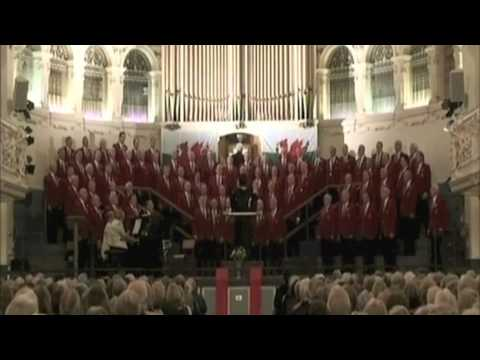 I Dreamed a Dream - South Wales Male Choir (Cor Meibion De Cymru)