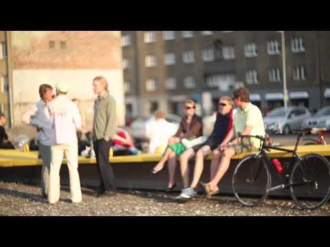 Installatsioon LAUD --video kokkuvõte (Tallinn, 2013)