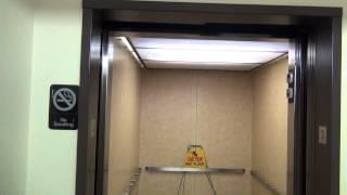 Dover/Lagerquist Hydraulic Elevator - St. Luke