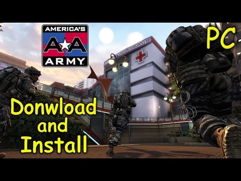 How to Download and Install America's Army Proving Grounds