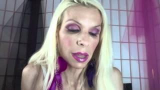 Bombshell Beauty HOT Purple Smokey Eye Look for $5 with Sherimorgan100