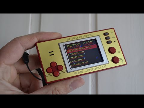 Retro Arcade Game Controller Handheld … is it any good ?