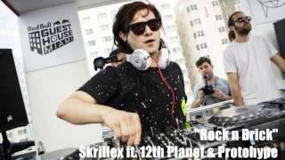 "Skrillex ft. 12th Planet & Protohype - ""Rock n Brick"" New 2014 (Starfall Remake)"
