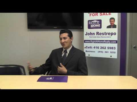 Hispanos en Canada: Empresarios en Canada: John Restrepo