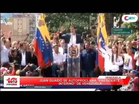 Tensión en Venezuela - 10 minutos Edición Tarde