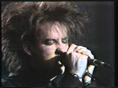 The Cure Live Munich Alabamahalle 30/01/84 (Original Broadcast Different Tracks)