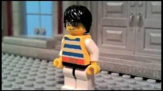 "Rhett and Link ""EPIC RAP BATTLE"" /  Lego version"