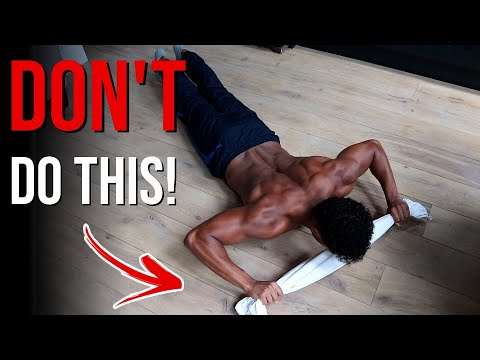 DON'T Do No Equipment Back And Biceps Workouts (Here's Why!!)