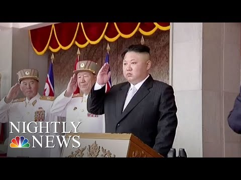 United Nations Imposes New Sanctions On North Korea | NBC Nightly News