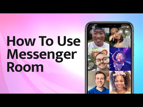 How To Create A Room In Facebook Messenger
