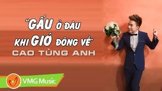 Gấu Ở Đâu Khi Gió Đông Về | CAO TÙNG ANH | Official Audio