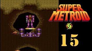 SUPER METROID #15 So viele Wege und keiner führt irgendwohin [Blind/Let